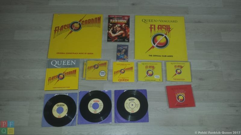 flash gordon queen kolekcja