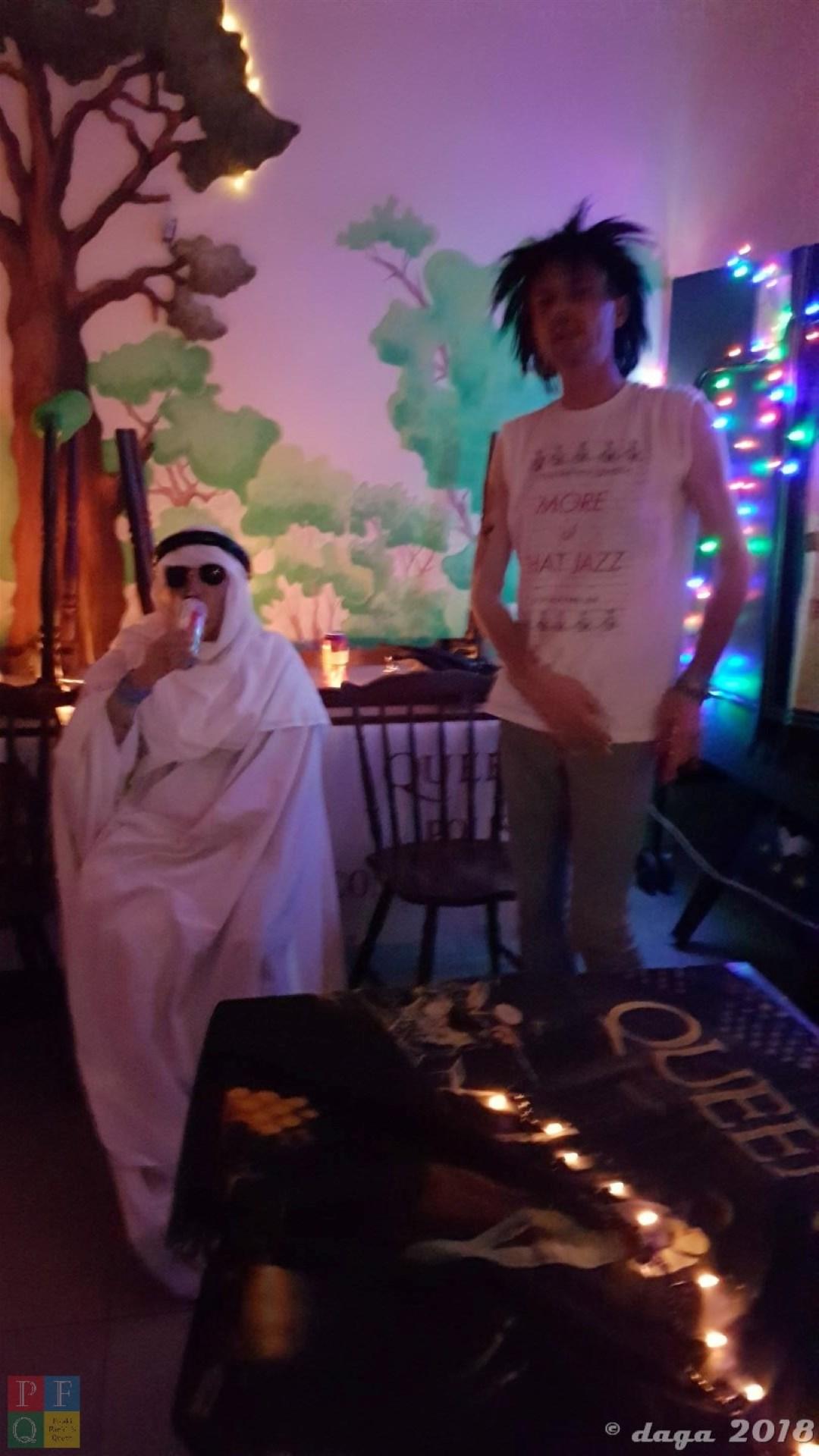 Zlot fanow Queen 2018 daga  - 21