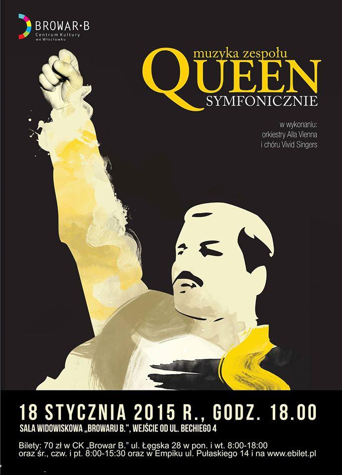 Queen Symfonicznie - Włocławek