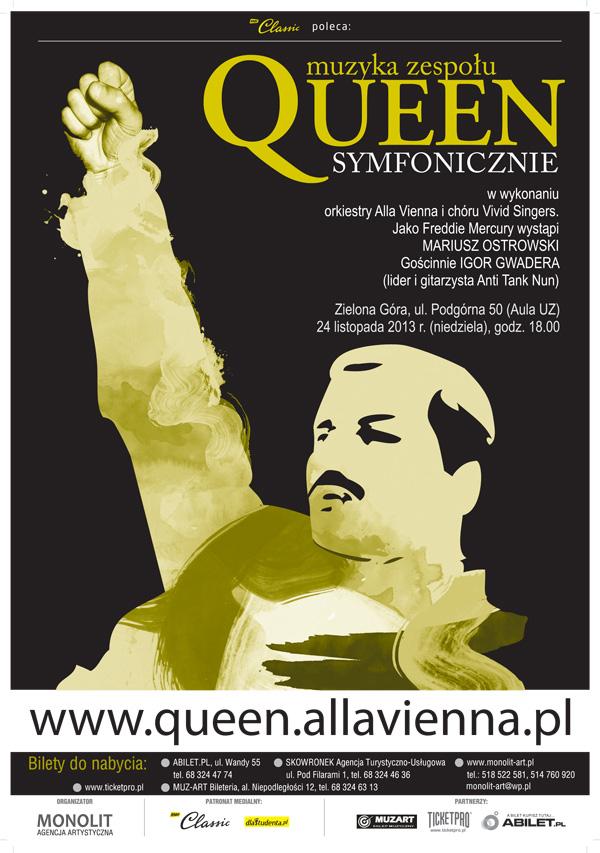 Queen Symfonicznie - Zielona Góra