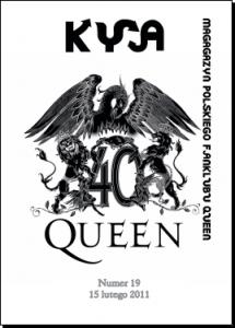 KYA 19 Numer 19 wydany 15.02.2011 r.