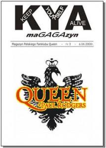 KYA 3 Numer 3 wydany 6.06.2005 r.