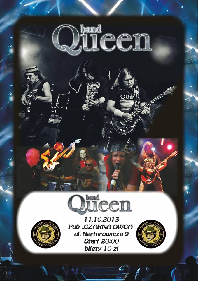 Koncert Queen Band w Lublinie