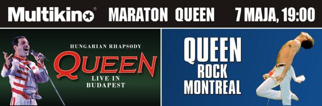 Queen maraton Multikino