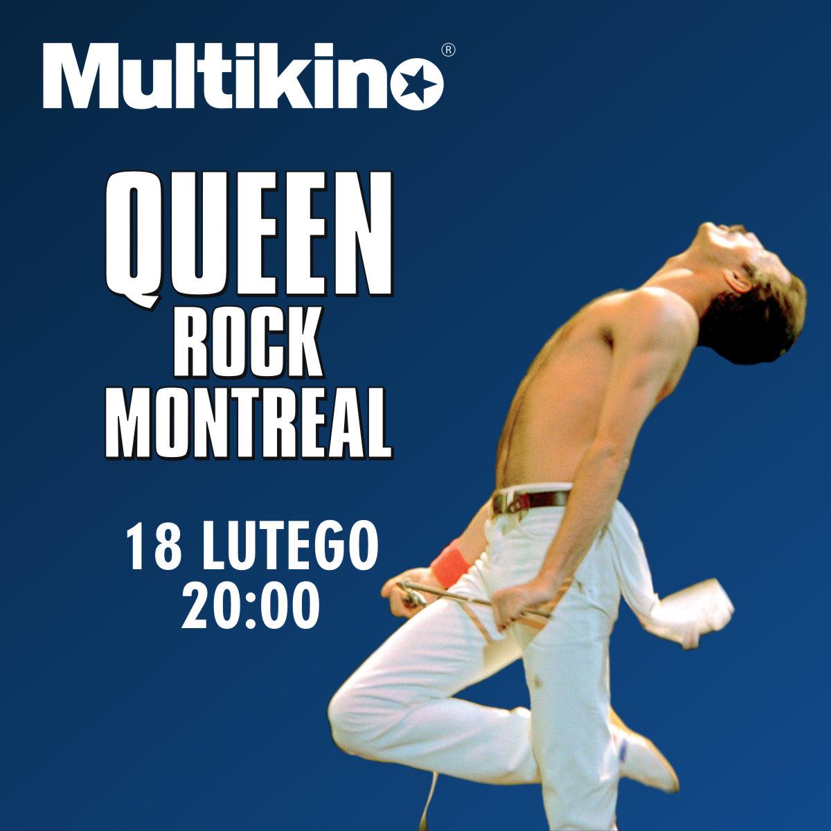 Konkurs 54 Rock Montreal Multikino