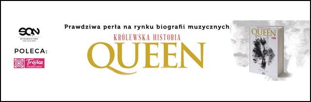 Queen. Królewska historia, Mark Blake, wyd. Sine Qua Non