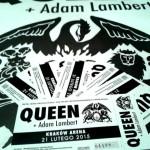 Bilety na konkurs Queen + Adam Lambert w Krakowie