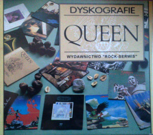 Dyskografie. Queen