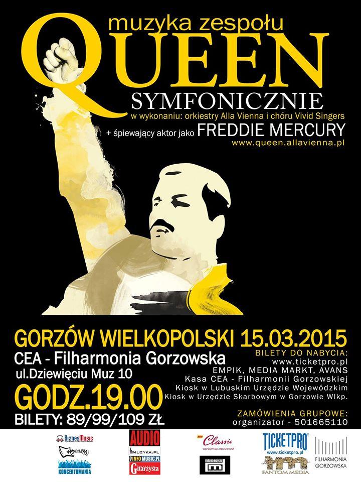 Queen Symfonicznie - Gorzów Wielkopolski