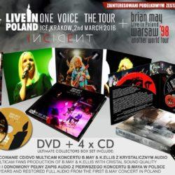 I N C I D E N T – zapis koncertu Briana i Kerry w Krakowie