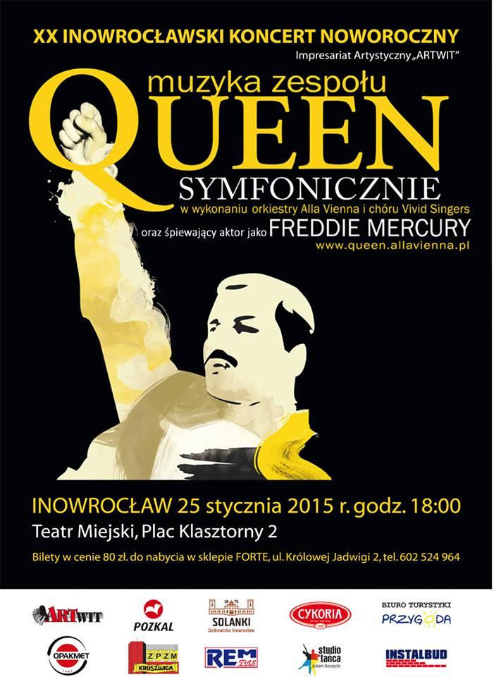 Queen Symfonicznie - Inowrocław