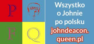 John Deacon Queen - Polska strona
