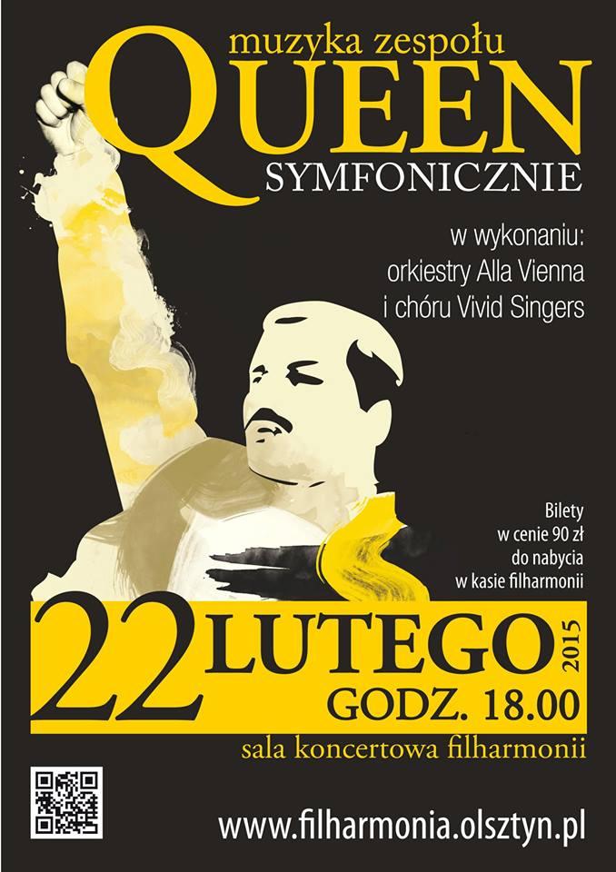 Queen Symfonicznie - Olsztyn