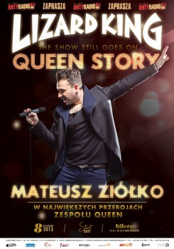Mateusz Ziółko Queen Story