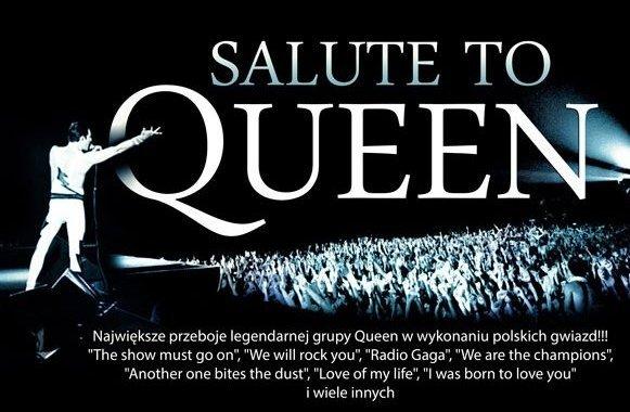Salute to Queen w Łodzi