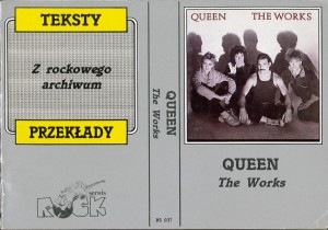 the works queen rockserwis