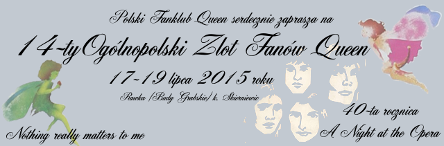 14-ty Ogólnopolski zlot fanów Queen 2015