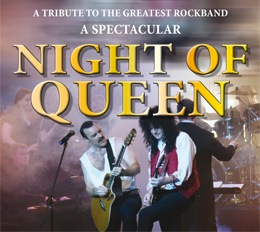 A Spectacular Night of Queen - Zabrze