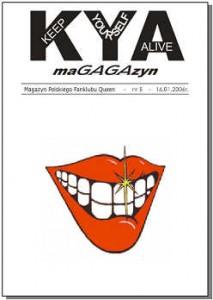 KYA 5 Numer 5 wydany 16.01.2006 r.