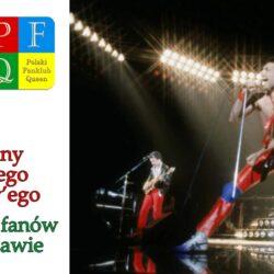75. urodziny Freddiego Mercury'ego - Warszawa