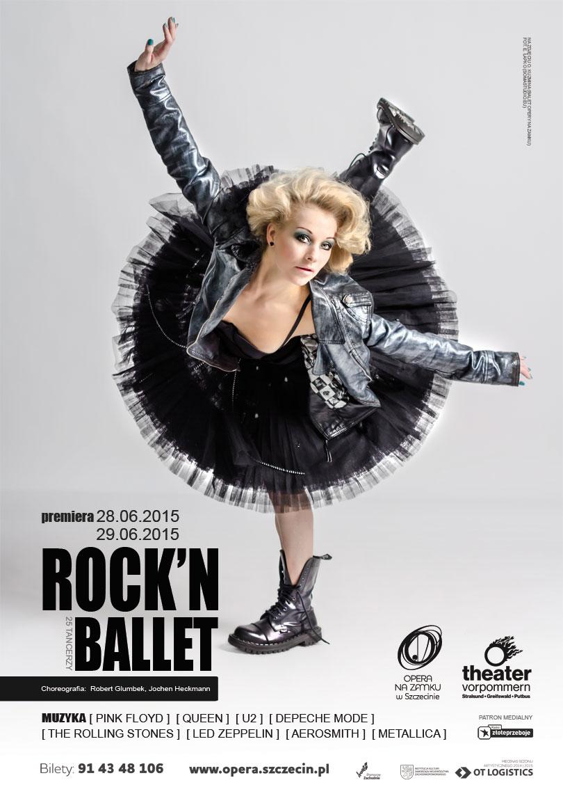 Rock'n'Ballet - Szczecin