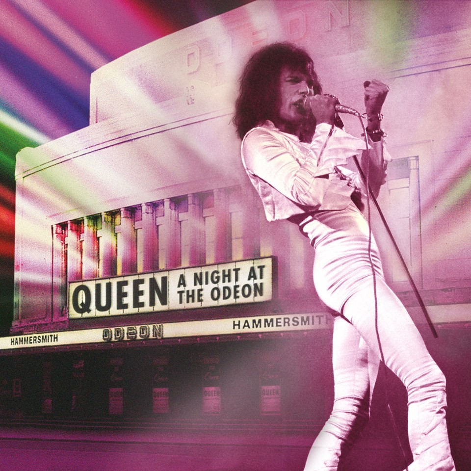 Premiera A Night At The Odeon - Hammersmith 1975