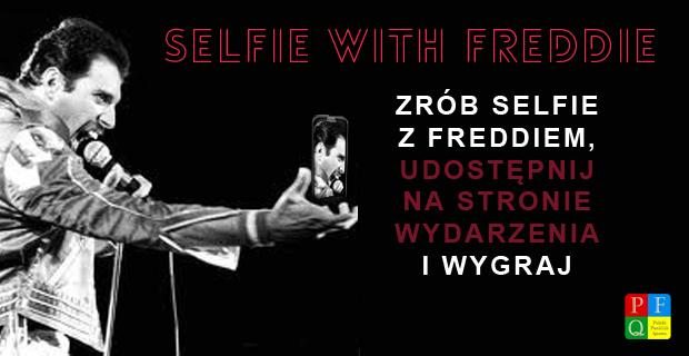 Wyniki konkursu Selfie with Freddie