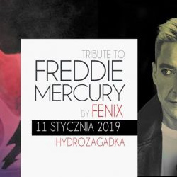 Tribute to Freddie Mercury by Fenix