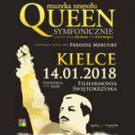 Queen Symfonicznie – Kielce