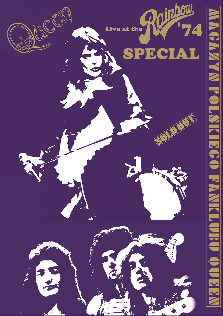 Numer specjalny magazynu KYA o Live at the Rainbow'74