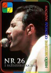Magazyn Polskiego Fanklubu Queen nr 26
