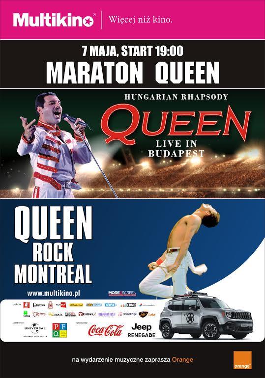 3 godziny Queen w Multikinie