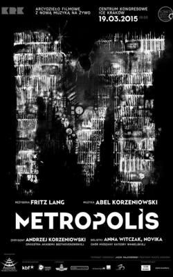 Metropolis - pokaz - Kraków