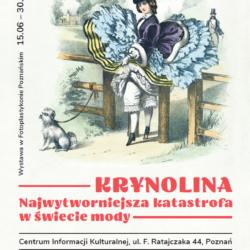 Krynolina - najwytworniejsza katastrofa w świecie mody