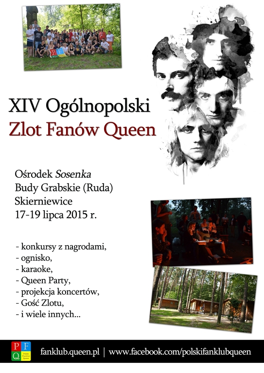 XIV Ogólnopolski Zlot Fanów zespołu Queen