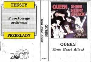 queen SHA rockserwis