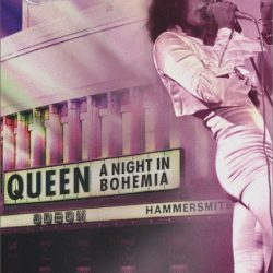 Queen: A night in Bohemia - pokazy kinowe