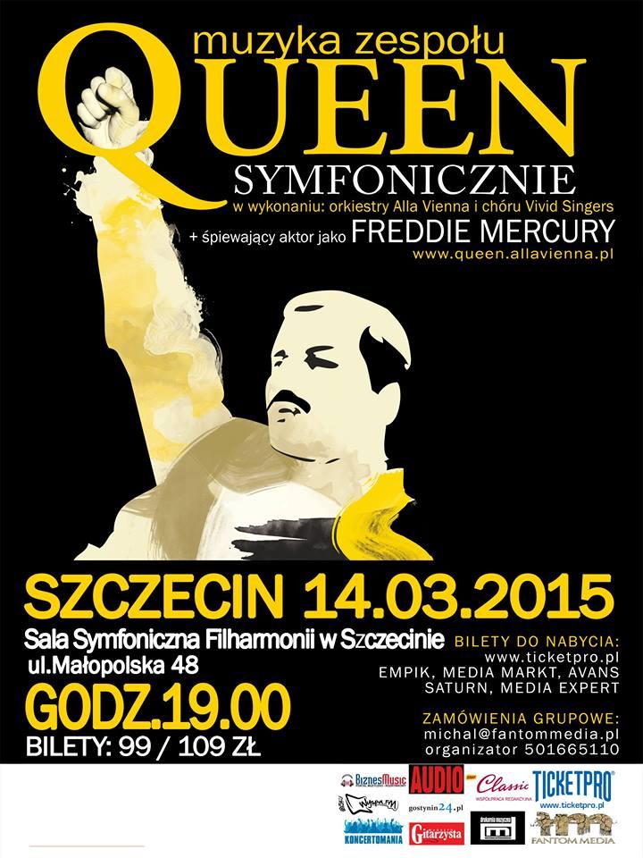 Queen Symfonicznie - Szczecin