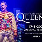Queenie - World Queen Tribute Band | Warszawa, Progresja