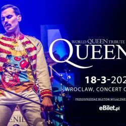 Queenie - World Queen Tribute Band | Wrocław, A2