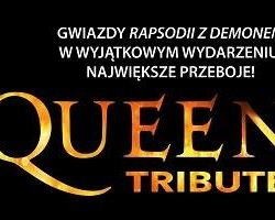 Konkurs - Queen Tribute - do wygrania bilety