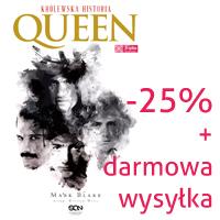 Queen. Królewska historia z rabatem do 13 marca