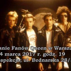 Spotkanie Fanów Queen - Warszawa