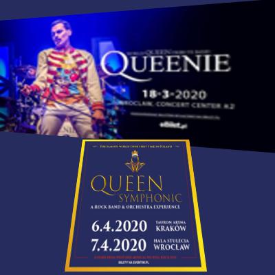 Koncerty Queenie i Queen Symphonic odwołane