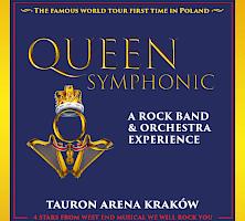 Koncert Queen Symphonic przełożony
