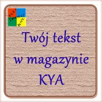Twój tekst w magazynie Fanklubu