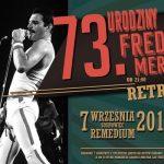 73. urodziny Freddiego Mercury`ego - Sosnowiec