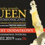 Queen Symfonicznie – Wałbrzych razy 2